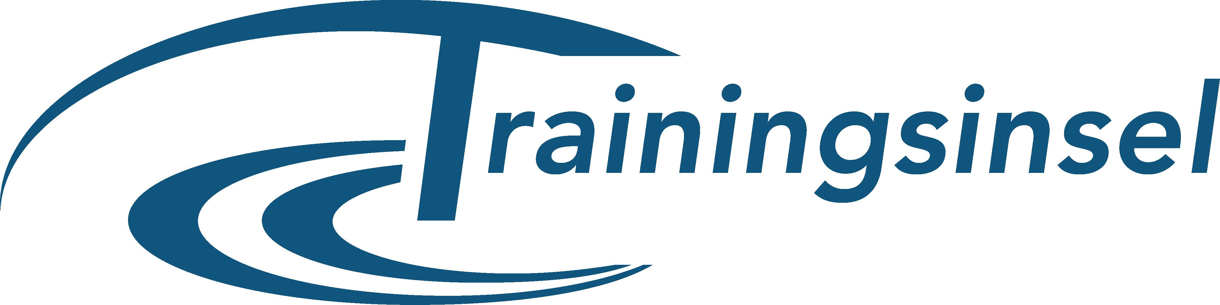 Trainingsinsel_Logo-blau transparenter Hintergrund